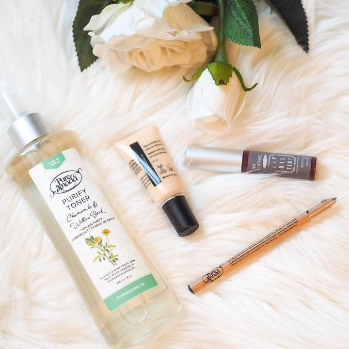 Pure Anada – a Canadian organic cosmeticbrand