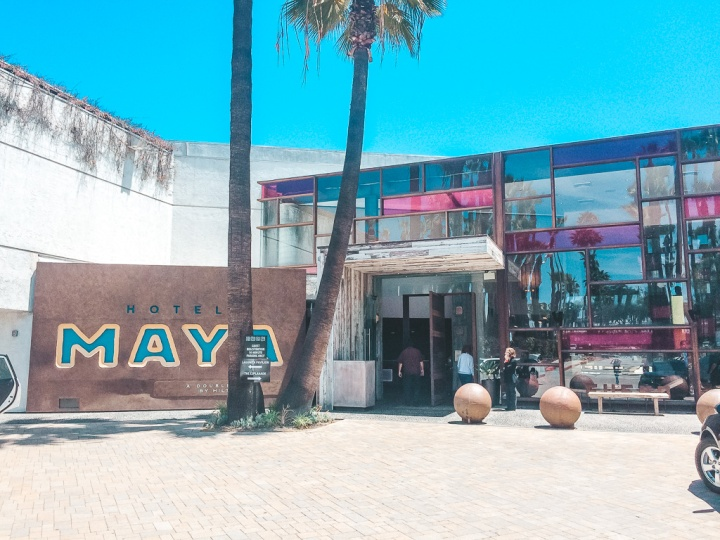Hotel Maya – a DoubleTree by Hilton          (Long Beach, CA)