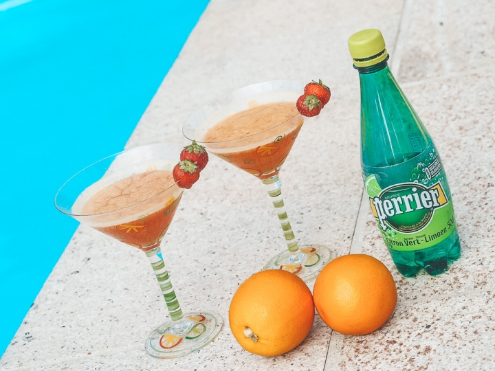Perrier ARO – mocktail o' clock