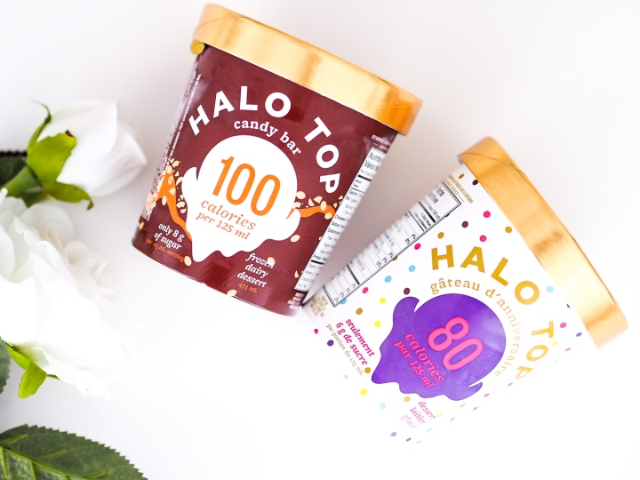 HALO TOP: low-calorie & high protein ice cream