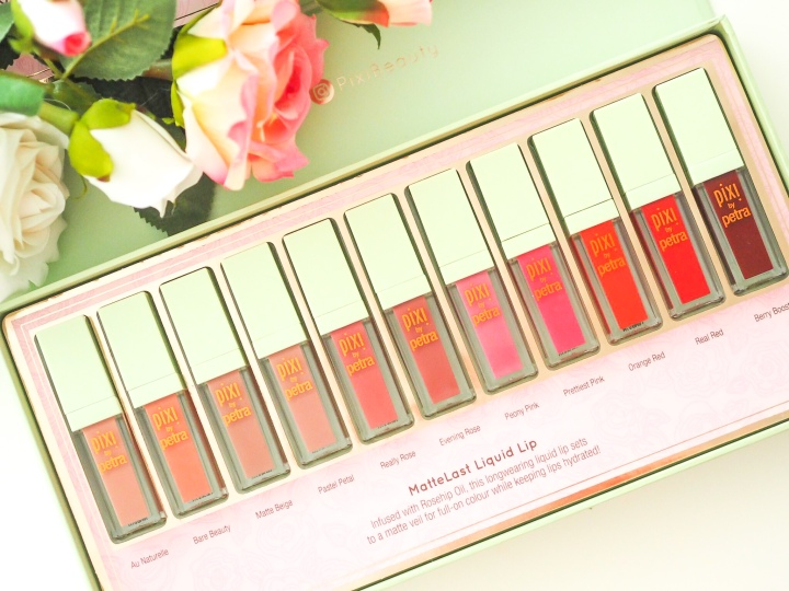 Pixi Beauty – MatteLast Liquid Lip