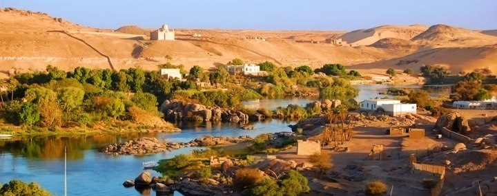 Aswan Travel Diary